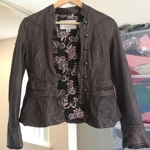 100% genuine Leather jacket/coat